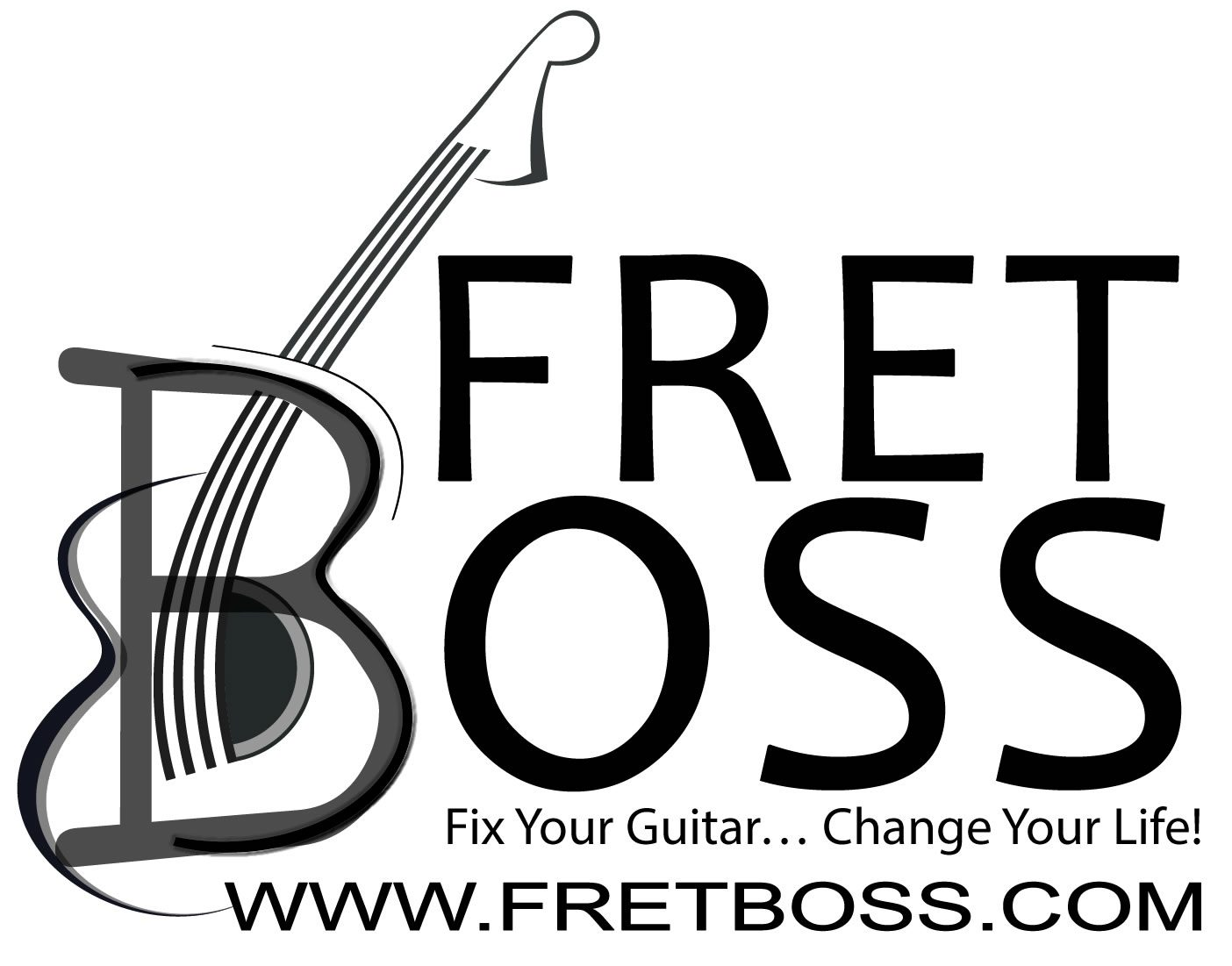 Fret Boss Guitar Works: Fix Your Guitar Change Your Life