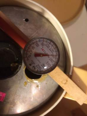 hide glue thermometer